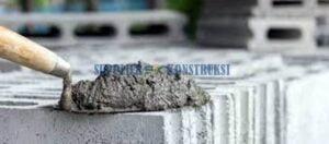 mengetahui jenis beton